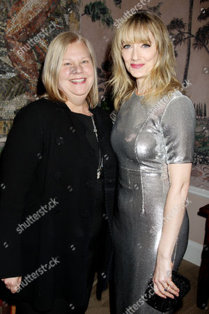 Stock Image of Mary Jane Skalski and Judy Greer