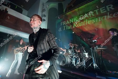 Frank Carter and The Rattlesnakes - Frank Carter, Dean Richardson, Gareth Grover