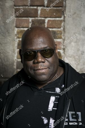 London United Kingdom - April 2: British Dance Music Producer And Dj Carl Cox Performing Live At Tobacco Dock In London On April 2