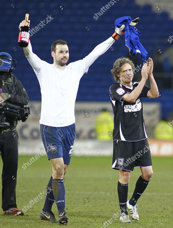 Editorial photo of Cardiff City V Ipswich Town - 05 Mar 2011