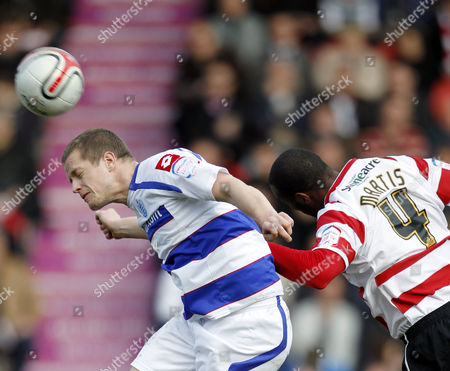 Editorial image of Doncaster Rovers V Qpr - 19 Mar 2011