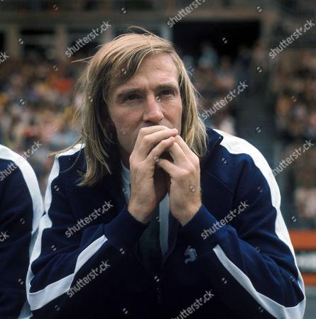 Gunter Netzer Real Madrid File Photo Dated 10/9/1974