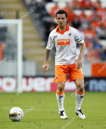Barry Ferguson of Blackpool
