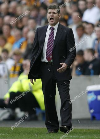 Burnley Manager Brian Laws United Kingdom Hull