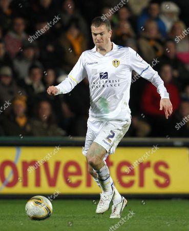 Paul Connolly of Leeds United United Kingdom Hull