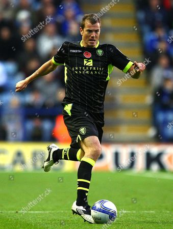 Leeds United Defender Paul Connolly United Kingdom Leicester