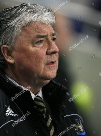 Newcastle United Manager Joe Kinnear United Kingdom Manchester