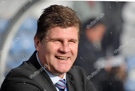 The Burnley Manager Brian Laws United Kingdom London