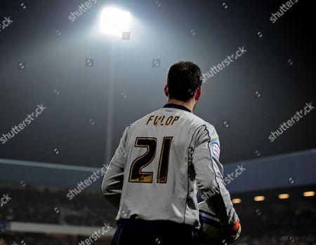 Ipswich Town Goalkeeper Marton Fulop United Kingdom London