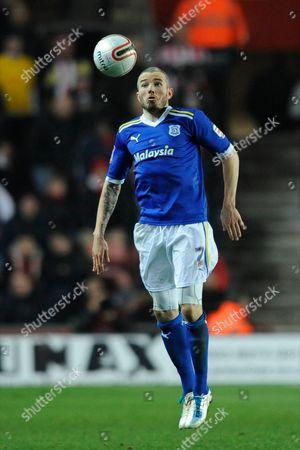 Kevin Mcnaughton of Cardiff City United Kingdom Southampton