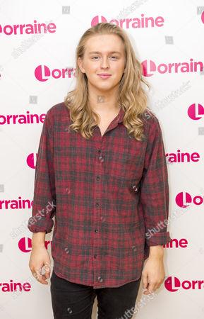 Editorial image of 'Lorraine' TV show, London, UK - 20 Mar 2017