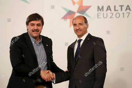 Editorial photo of Informal Meeting of Health Ministers, Valletta, Malta - 20 Mar 2017