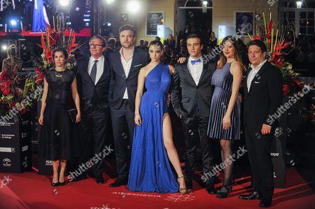 Editorial picture of 'Amar' film premiere, Malaga Film Festival, Spain - 19 Mar 2017