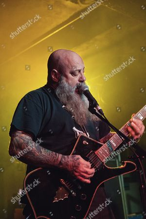 Editorial picture of Crowbar in concert at Academy 3, Manchester, UK - 19 Mar 2017