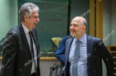 Hans Joerg Schelling and Pierre Moscovici