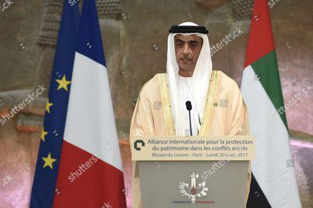 Sheikh Saif Bin Zayed Al-Nahyan