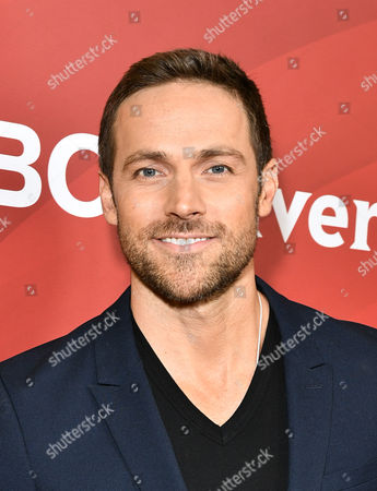 Stock Photo of Dylan Bruce