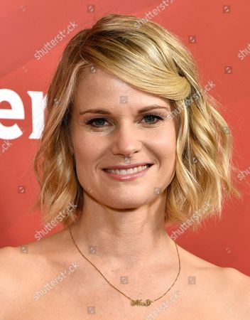 Stock Picture of Joelle Carter