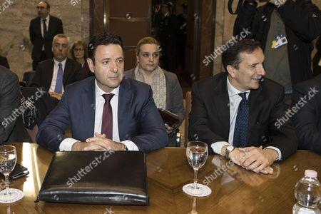 Cramer Ball and Luigi Gubitosi