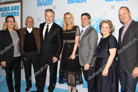 Chris DeFaria, Ron Meyer, Alec Baldwin, Lisa Kudrow, Jeff Shell, Bonnie Arnold, Jimmy Horowitz