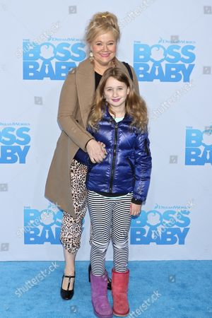 Caroline Rhea with daughter Ava Rhea Economopoulos