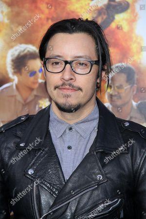 Stock Image of Efren Ramirez