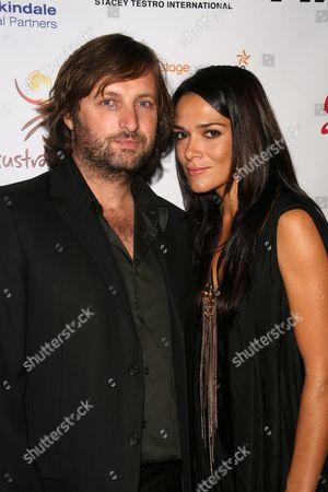 Gregor Jordan and Simone Kessell