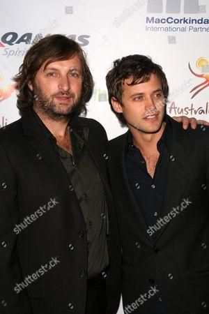 Gregor Jordan and Oliver Ackland