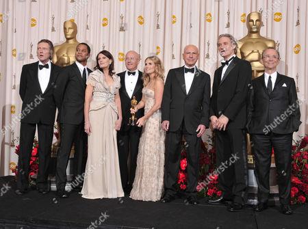 Christopher Walken, Cuba Gooding Jnr, Kate Ledger (sister), Kim Ledger (father), Sally Bell (mother), Alan Arkin, Kevin Kline and Joel Grey