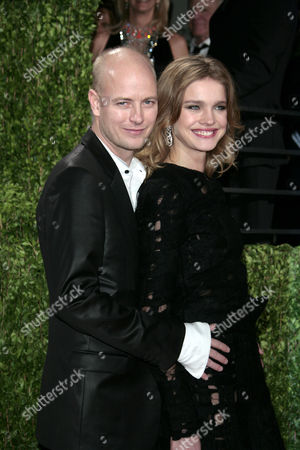 Justin Portman and Natalia Vodianova