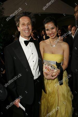 Brian Grazer and Chau-Giang Thi Nguyen