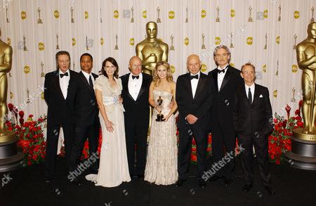 Christopher Walken, Cuba Gooding Jr., Sally Bell, Kim Ledger, Kate Ledger, Alan Arkin and Kevin Kline
