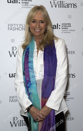 Susan George. Former Vogue Cover Girl And Muse Marie Helvin (63) And The Oldest Working Model Daphne Selfe (87) Will Open And Close An Industry First; Fifty Plus Fashion Week Launched By Retailer Jd Williams. Celebrities Including Jo Wood Lizzie Cundy Anthea Turner Angie Best And Jane Felstead Will Join Marie And Daphne At The Show A Celebration Of Style And Fashion Without Age Limits. The Event In Association With The London College Of Fashion Also Launches A Report That Reveals 55% Of Women Over The Age Of 50 Are Lacking In Body Confidence 58% Feel Forgotten By The High Street And ¾ Feel Underrepresented In Advertising.