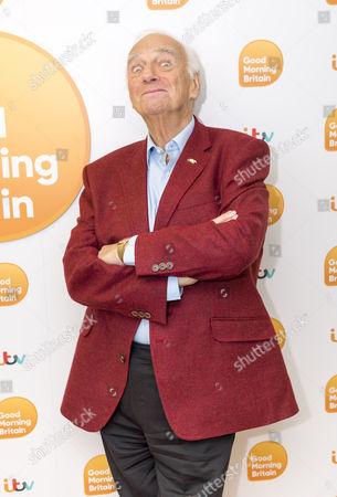 Editorial image of 'Good Morning Britain' TV show, London, UK - 21 Mar 2017