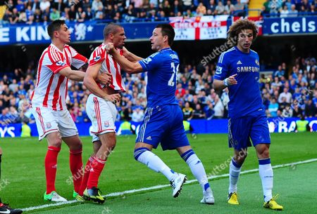 Editorial image of Chelsea V Stoke City - 22 Sep 2012