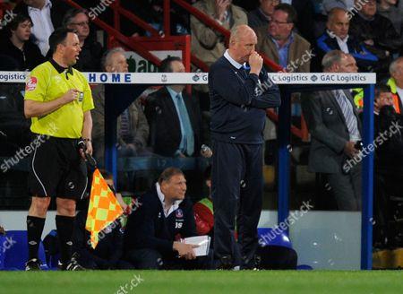 Crystal Palace Manager Paul Hart United Kingdom London
