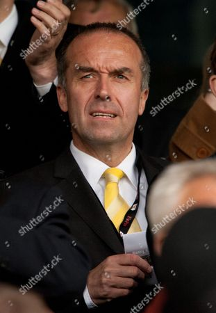 Norwich City Director David Mcnally United Kingdom London