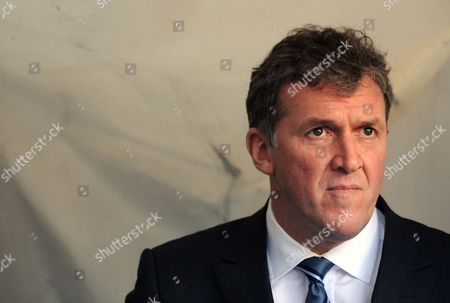 Manchester City Chief-executive Garry Cook United Kingdom Manchester