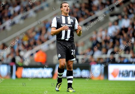 Stephen Taylor of Newcastle United United Kingdom Newcastle