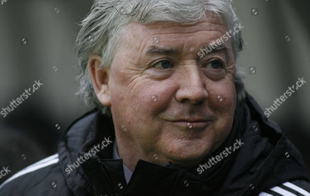 Newcastle United Manager Joe Kinnear United Kingdom Newcastle