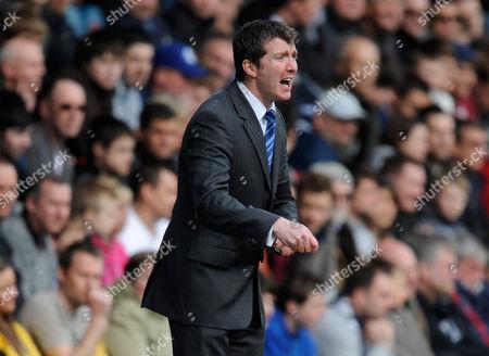 Peterborough United Manager Jim Gannon United Kingdom Peterborough