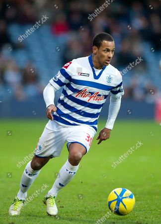 Dj Campbell of Qpr United Kingdom London