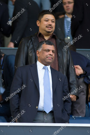 Commercial and Marketing - Qpr Chairman Tony Fernandes with Majority Share Holder Ruben Emir Gnanalingam Gb London