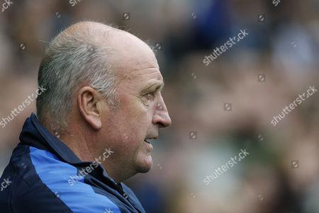 Crystal Palace Manager Paul Hart United Kingdom Sheffield