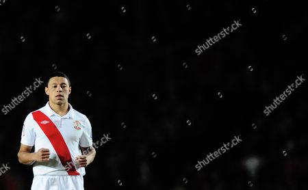 Alex Chamberlain of Southampton United Kingdom Southampton