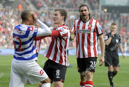 Editorial picture of Sunderland V Qpr - 24 Mar 2012