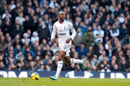 William Gallas of Tottenham Hotspur United Kingdom London