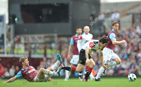 Editorial picture of West Ham United V Manchester United - 02 Apr 2011