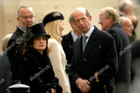 George Windsor, The Earl of St Andrews, Lady Helen Taylor and the Duke of Kent