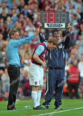 Editorial photo of West Ham United V Sunderland - 22 May 2011